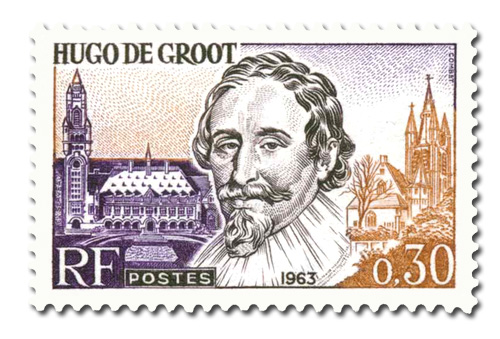 Hugo de Groot - Homme d'état néerlandais