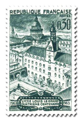 Lycée Louis le Grand à Paris