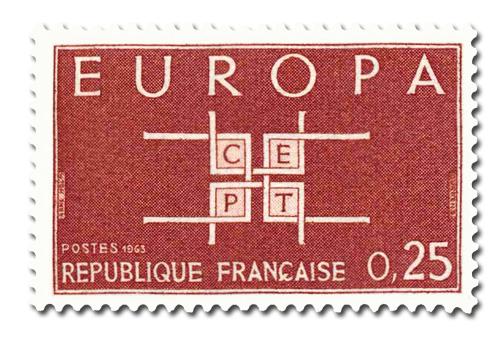 Série Europa 1963