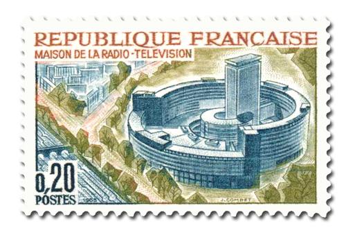 Maison de la Radiodiffusion et Télévision à Paris