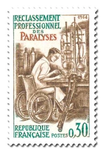 Reclassement professionnels des paralysés