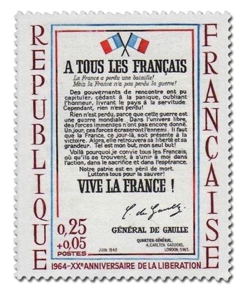 Anniversaire de la Libération