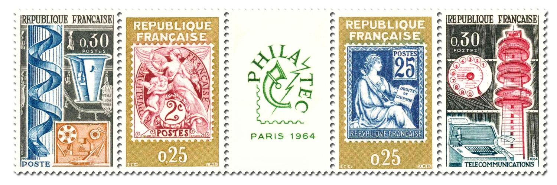 Exposition philatélique internationale PHILATEC