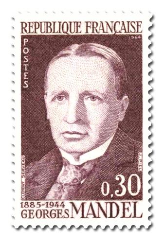 Georges Mandel  (1885 - 1944)