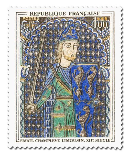 Geoffroi IV le Bel, dit Plantagenet (1113 - 1151)