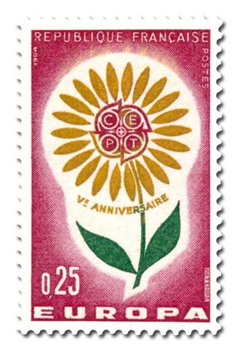 Série EUROPA 1964