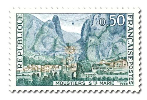 Moustiers-Sainte Marie