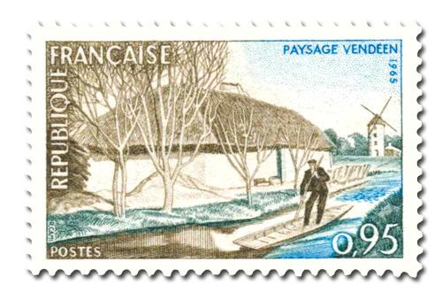 Paysage Vendéen