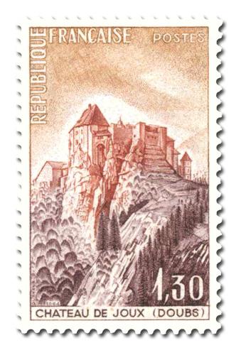 Château de Joux (Doubs)