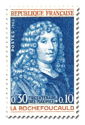 Duc de la Rochefoucauld (1613 - 1680)