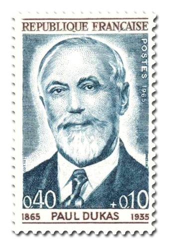 Paul Dukas (1865 - 1935)
