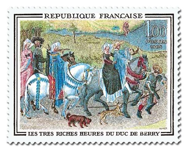 Les très riches heures du Duc de Berry (Miniature)