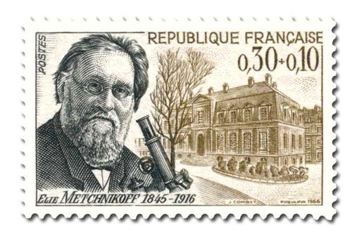 Elie Metchnikoff (1845 - 19616)