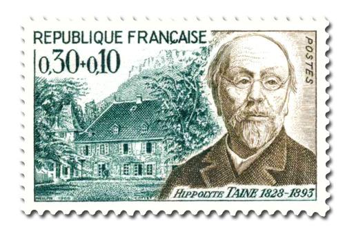 Hyppolite Taine (1828-1893)