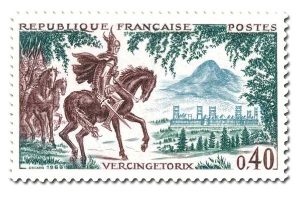 Vercingérorix (82 - 46 av.JC)