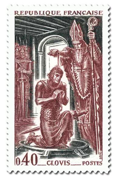 Clovis (455 - 511)