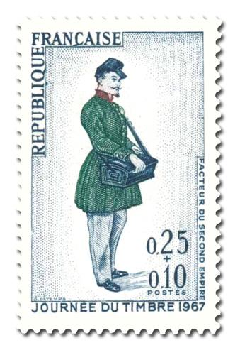 Journée du timbre 1967