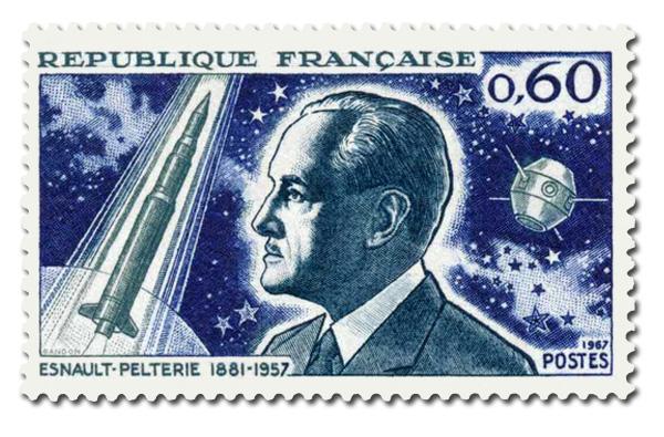 Robert Esnault-Pelterie (1881 - 1957)