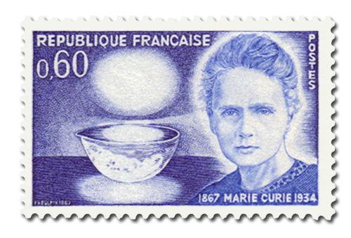 Marie Sklodowska-Curie (1867 - 1934)