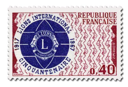 Cinquantenaire du Lions international