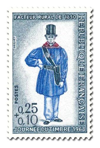 Journée du timbre 1968