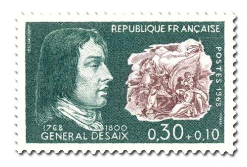 Général Louis-Charles Desaix (1768 - 1800)