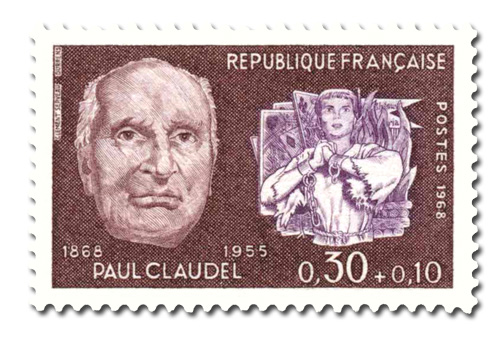 Paul Louis-Charles Claudel ( 1868 - 1945)