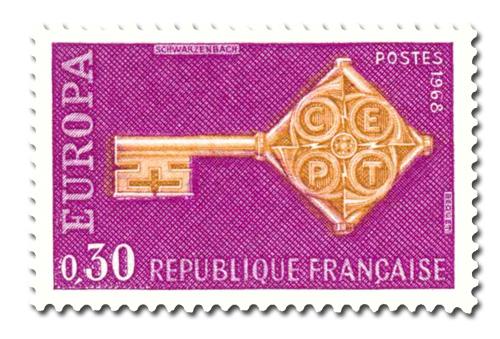 Série Europa 1968