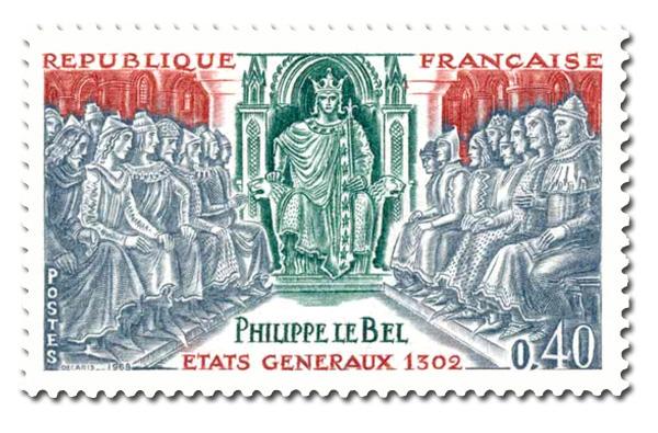Philippe le Bel (1268 - 1314) et les Etats Généraux de 1302