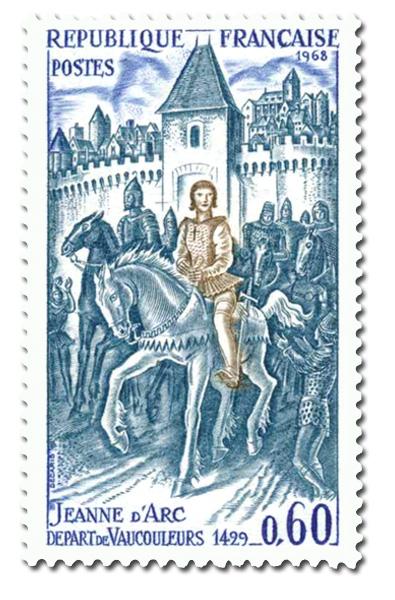 Jeanne d'Arc (1412 - 1431)