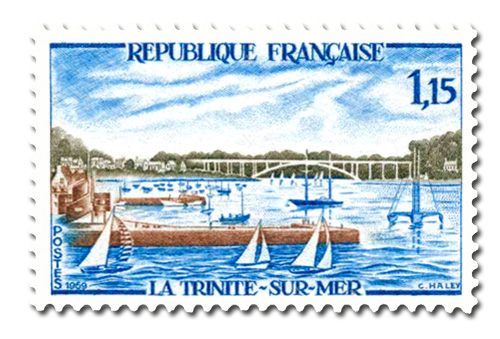 Port de la Trinité-sur-Mer (Morbihan)