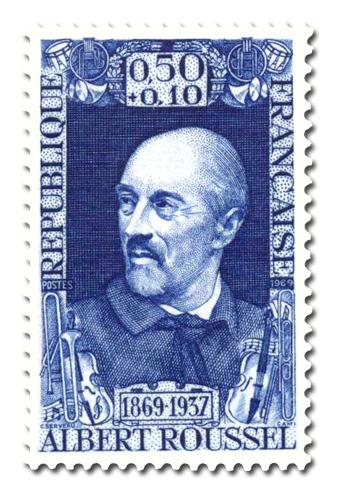 Albert-Charles-Paul Roussel (1869 - 1937)