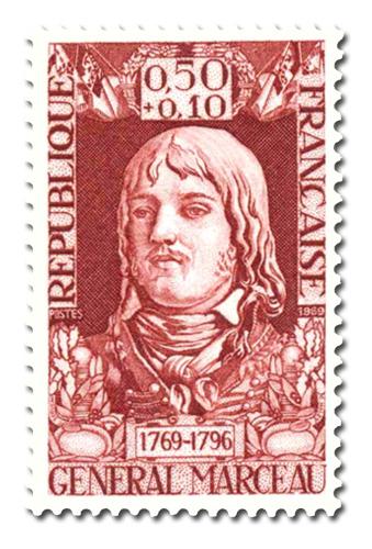 Général François Séverin Marceau Desgravier, dit Marceau (1769-1796)