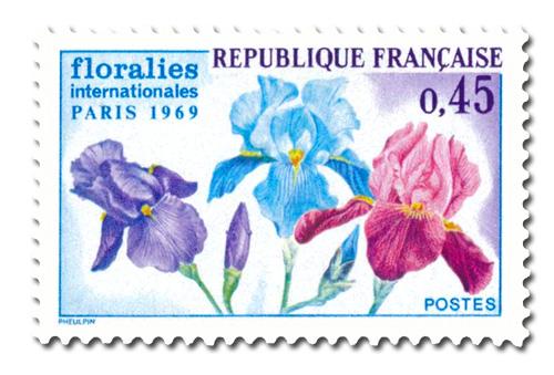 Floralies internationales de Paris