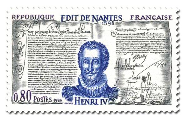 Henri IV et l'Edit de Nantes