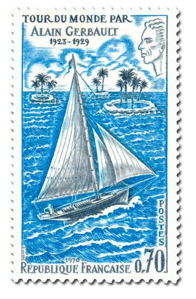 Le tour du monde par Alain Gerbault 1923-1929