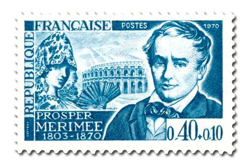 Prosper Mérimée (1803 - 1870)