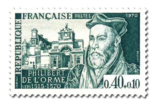 Philibert de l'Orme  (1515 - 1570)