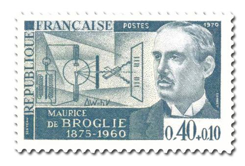 Louis de Broglie (1875-1960)