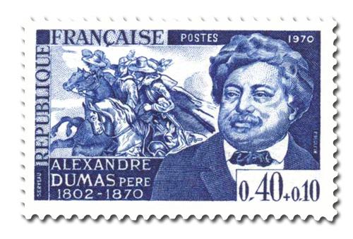 Alexandre Dumas ( 1803 - 1870)