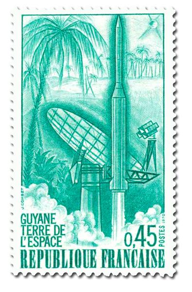 Lancement de la fusée Diamant B