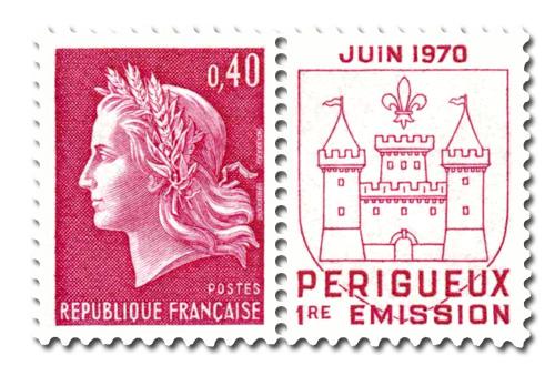 Imprimerie des timbres poste de Périgueux
