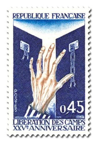 Libération des camps de concentration