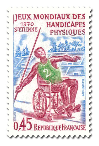 Jeux mondiaux des handicapés physiques