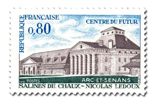 Salines de Chaux à Arc et Senans