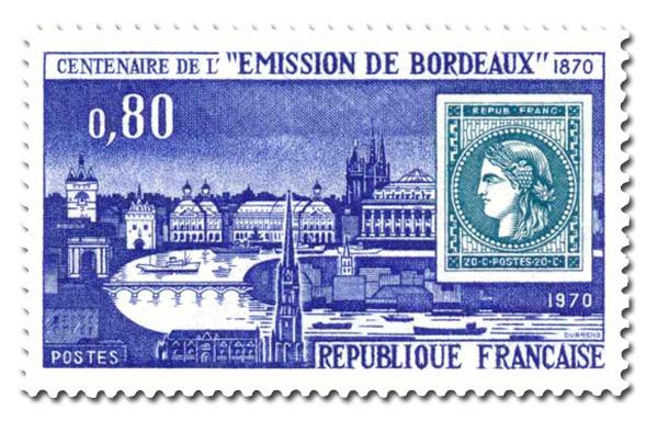 Centenaire de l'Emission de Bordeaux