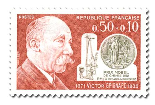 Victor Grignard (1872 - 1935) - Célébrité