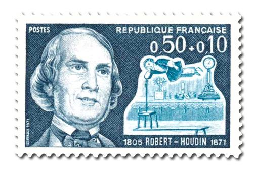 Robert Houdin (1805 - 1871)  Célébrité