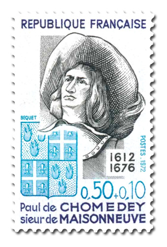 Paul de Chomedy, sieur de Maisonneuve
