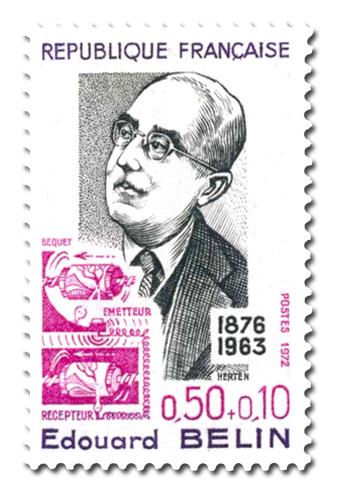 Edouard Belin (1876 - 1983)